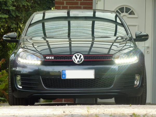 gti xenon led tagfahrlicht org vw kw 45 2010 golf vi. Black Bedroom Furniture Sets. Home Design Ideas