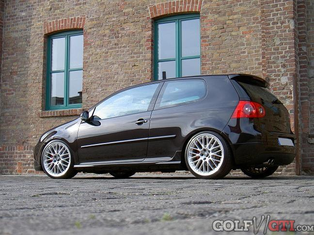 bbs ch r et45 auf golf 6 gti golf vi gti. Black Bedroom Furniture Sets. Home Design Ideas