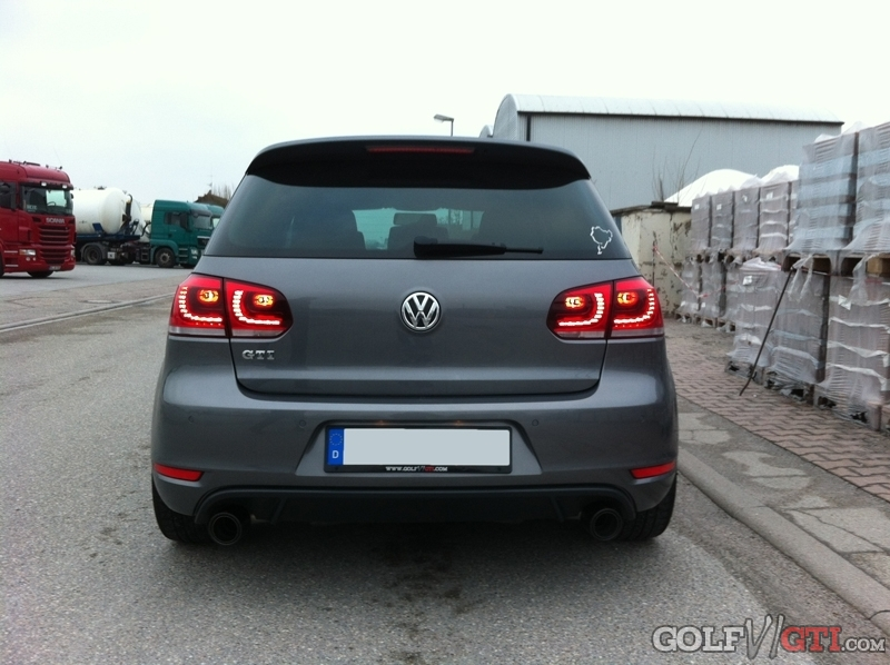 akrapovic exhaust golf vi gti community forum. Black Bedroom Furniture Sets. Home Design Ideas