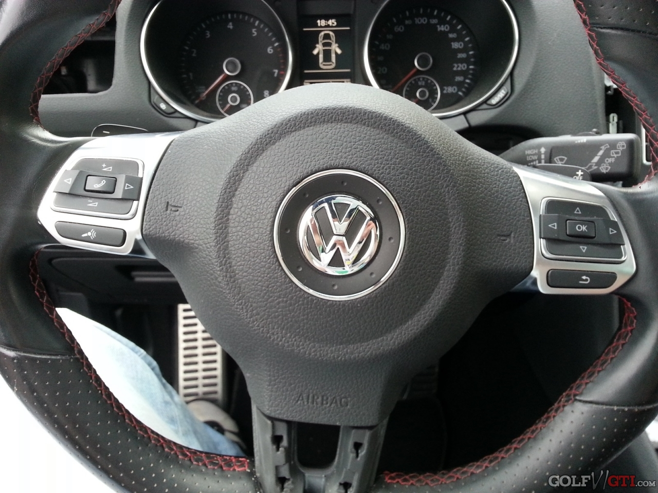 interieur lackieren golf vi gti community forum
