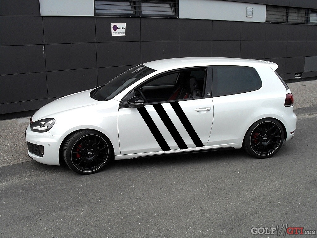 golf vi gti adidas edition. Black Bedroom Furniture Sets. Home Design Ideas